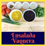 Ensalada Vaquera recipe photo