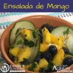 Ensalada de Mango a recipe by Dinner Tonight